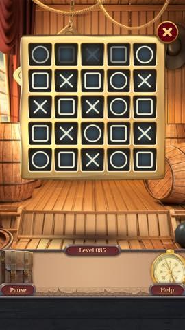 脱出ゲーム  100 Doors Challenge 2  攻略とヒント ネタバレ注意  lv85 1