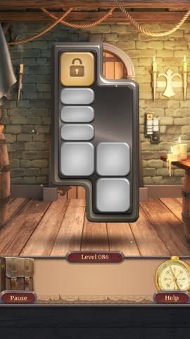 脱出ゲーム  100 Doors Challenge 2  攻略とヒント ネタバレ注意  lv86 2
