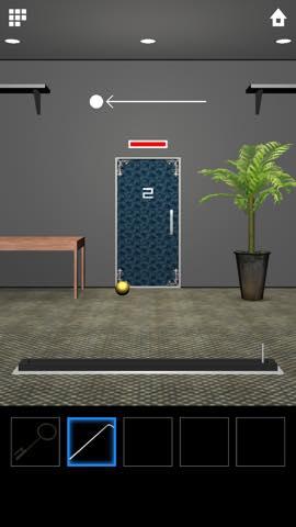 脱出ゲーム DOOORS 5  攻略とヒント ネタバレ注意  5610
