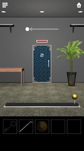脱出ゲーム DOOORS 5  攻略とヒント ネタバレ注意  5611