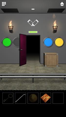 脱出ゲーム DOOORS 5  攻略とヒント ネタバレ注意  5618