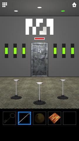 脱出ゲーム DOOORS 5  攻略とヒント ネタバレ注意  5622