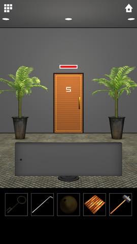 脱出ゲーム DOOORS 5  攻略とヒント ネタバレ注意  5626