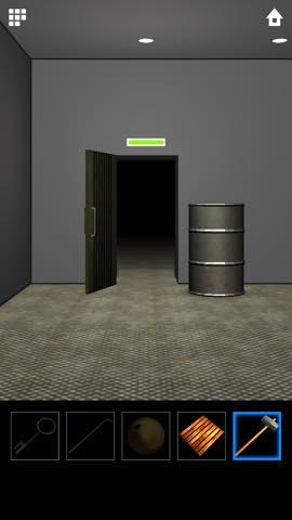 脱出ゲーム DOOORS 5  攻略とヒント ネタバレ注意  5645