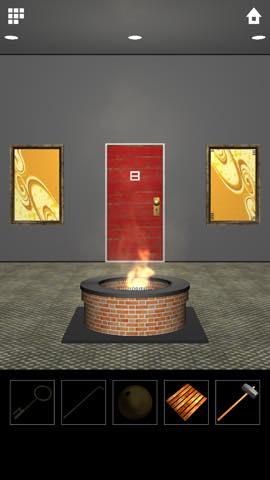 脱出ゲーム DOOORS 5  攻略とヒント ネタバレ注意  5646