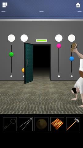 脱出ゲーム DOOORS 5  攻略とヒント ネタバレ注意  5657