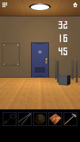 脱出ゲーム DOOORS 5  攻略とヒント ネタバレ注意  5665