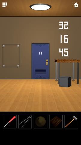 脱出ゲーム DOOORS 5  攻略とヒント ネタバレ注意  5667