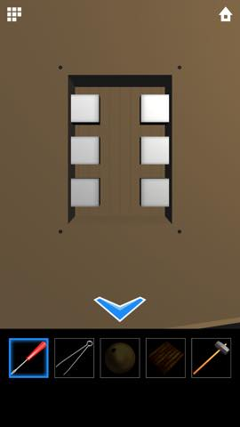脱出ゲーム DOOORS 5  攻略とヒント ネタバレ注意  5669
