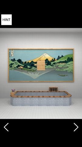 脱出ゲーム Pubric Bath 下町の銭湯からの脱出  攻略とヒント ネタバレ注意  1