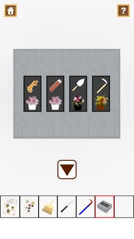 Th 脱出ゲーム Flower Room  攻略とヒント ネタバレ注意  5815
