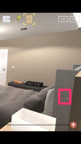 脱出ゲーム HOTEL 502号室 攻略とヒント ネタバレ注意  8