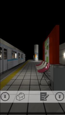 Th 脱出ゲーム 見知らぬ駅で降りたら  攻略とヒント ネタバレ注意  6031