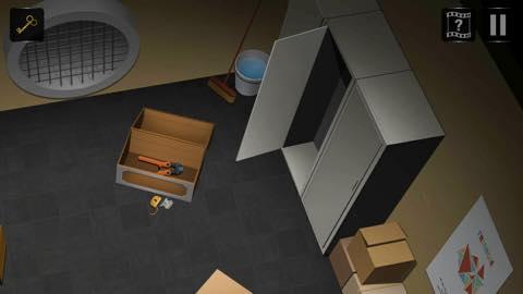 Th Adnroidスマホゲームアプリ「拘留室:脱出ゲーム」攻略 lv12 5