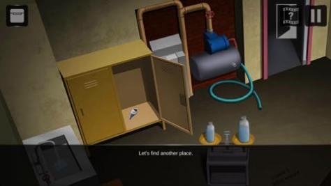 Th Adnroidスマホゲームアプリ「拘留室:脱出ゲーム」攻略 lv13 18