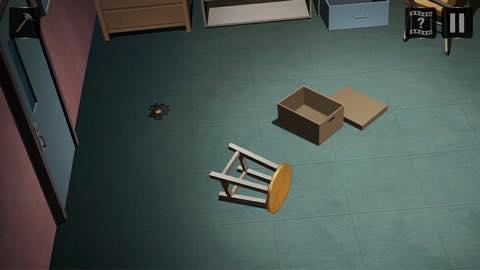 Th Adnroidスマホゲームアプリ「拘留室:脱出ゲーム」攻略 lv9 12