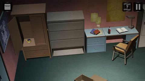 Th Adnroidスマホゲームアプリ「拘留室:脱出ゲーム」攻略 lv9 2