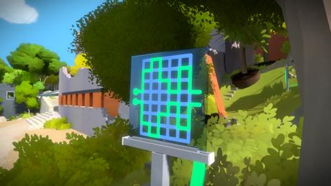 Th iPhoneゲームアプリ「The Witness」攻略 1893