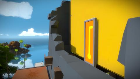 Th iPhoneゲームアプリ「The Witness」攻略 1901