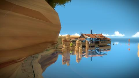 Th iPhoneゲームアプリ「The Witness」攻略 1906