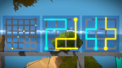 Th iPhoneゲームアプリ「The Witness」攻略 1922