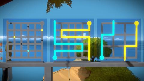 Th iPhoneゲームアプリ「The Witness」攻略 1925