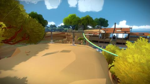 Th iPhoneゲームアプリ「The Witness」攻略 1927