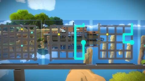 Th iPhoneゲームアプリ「The Witness」攻略 1931