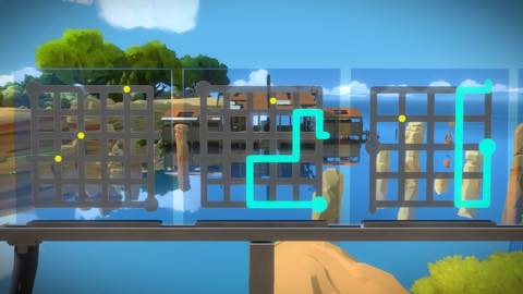 Th iPhoneゲームアプリ「The Witness」攻略 1932