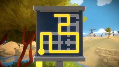 Th iPhoneゲームアプリ「The Witness」攻略 1936