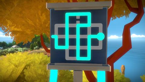 Th iPhoneゲームアプリ「The Witness」攻略 1939