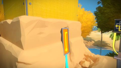 Th iPhoneゲームアプリ「The Witness」攻略 1942