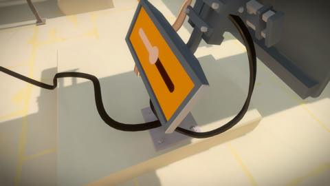Th iPhoneゲームアプリ「The Witness」攻略 1949