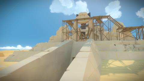 Th iPhoneゲームアプリ「The Witness」攻略 1957