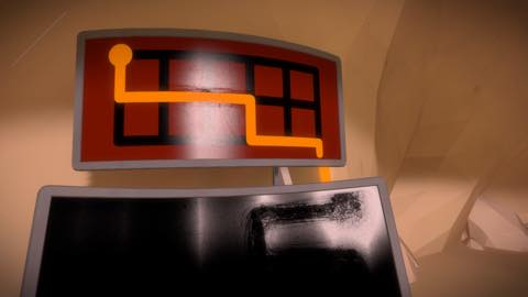 Th iPhoneゲームアプリ「The Witness」攻略 1980