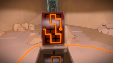Th iPhoneゲームアプリ「The Witness」攻略 1982