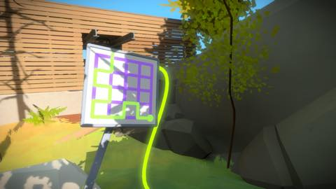 Th iPhoneゲームアプリ「The Witness」攻略 2053