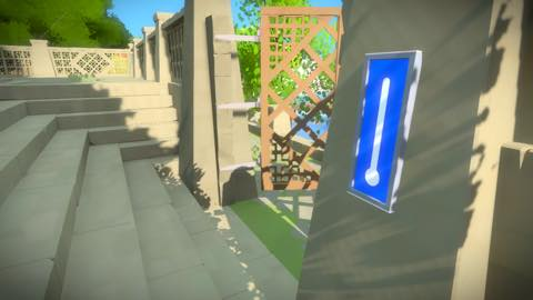 Th iPhoneゲームアプリ「The Witness」攻略 2072