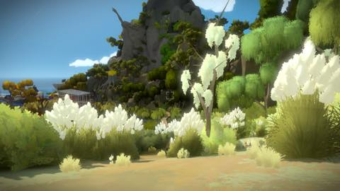 Th iPhoneゲームアプリ「The Witness」攻略 2073