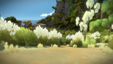 Th iPhoneゲームアプリ「The Witness」攻略 2074
