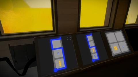 Th iPhoneゲームアプリ「The Witness」攻略 2099