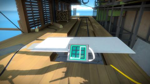 Th iPhoneゲームアプリ「The Witness」攻略 2141