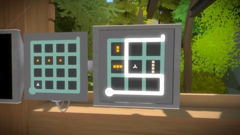 Th iPhoneゲームアプリ「The Witness」攻略 2142