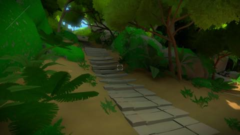 Th iPhoneゲームアプリ「The Witness」攻略 2162