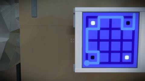 Th iPhoneゲームアプリ「The Witness」攻略 2185