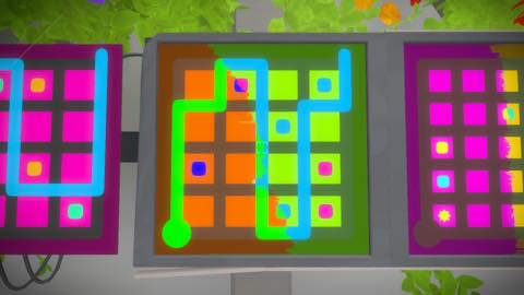 Th iPhoneゲームアプリ「The Witness」攻略 2326