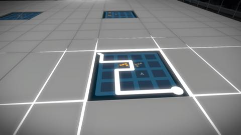 Th iPhoneゲームアプリ「The Witness」攻略 2347