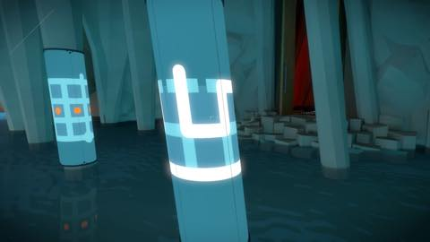Th iPhoneゲームアプリ「The Witness」攻略 2354
