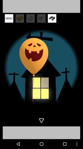 Th スマホゲームアプリ脱出ゲーム Halloween攻略方法  攻略 17