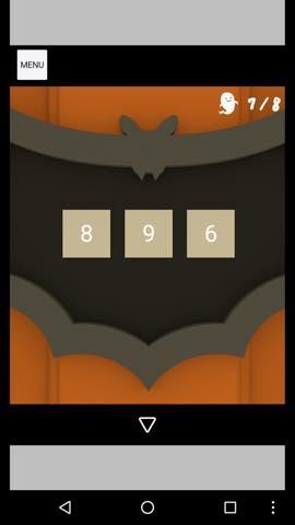 Th スマホゲームアプリ脱出ゲーム Halloween攻略方法  攻略 c12